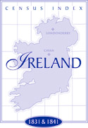Ireland, 1831 and 1841 Census Index